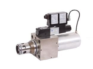 6300L/min гидровлический пропорциональный клапан 25 патрона путя клапана MA-LIQZO-LES 2, 32