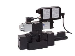 Подача 600L/min клапана MA-DPZO-T гидровлическая пропорциональная, давление 350bar