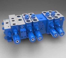 Полная нагрузка чувствительных мульти - способ направленного гидравлического клапана LTYB-G28L-5T