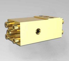 SO2 Строительство Tow способ направленного гидравлические клапан