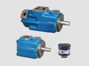 Китай 1200 Об/мин один насос гидравлические лопасть Vickers с воды в нефти эмульсий поставщик