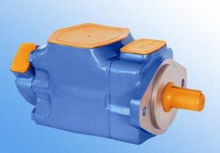 4520V 14 / 16 Rpm тандем гидравлические лопастного насоса для пластиковых инъекции машины