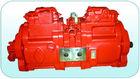63cc, 112cc, 140cc небольшие гидравлические насосы поршневые K3V63DT, K3V112DT, K3V140DT